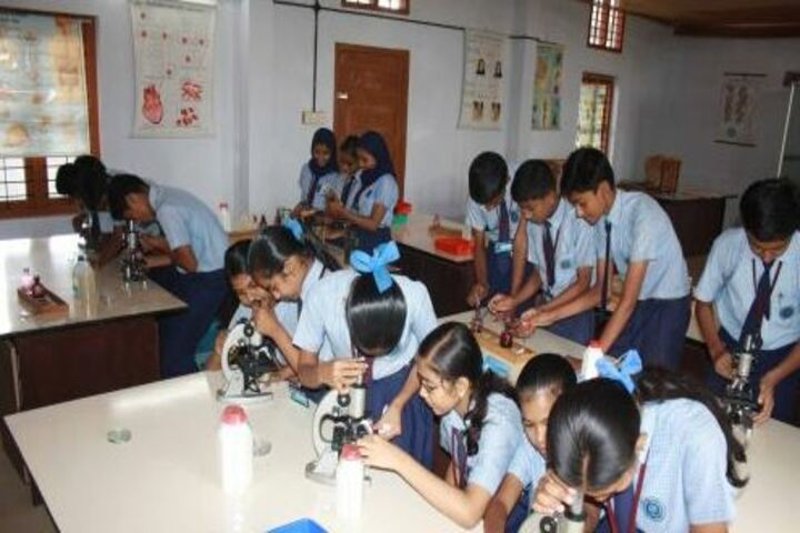 Believers Church English Medium School-Biology Lab