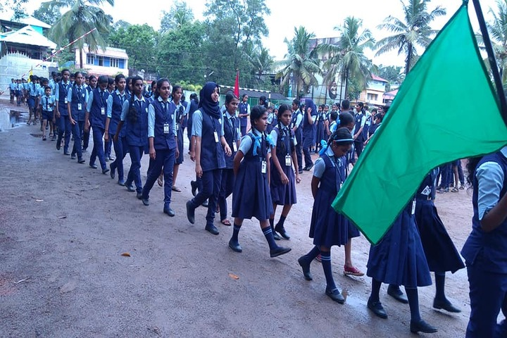 Believers Church English Medium School-March Past