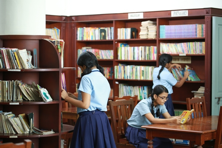 Believers Church Residential School-Library