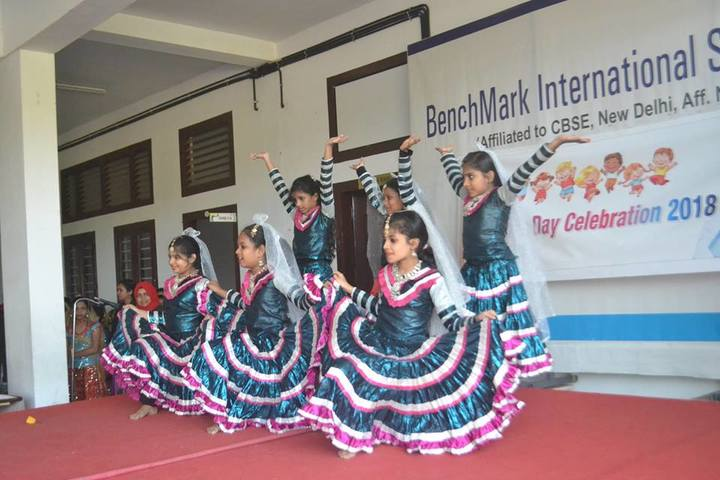 Benchmark International School-Dances
