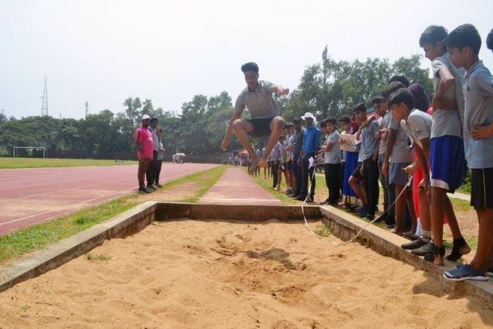 Benchmark International School-Long Jump