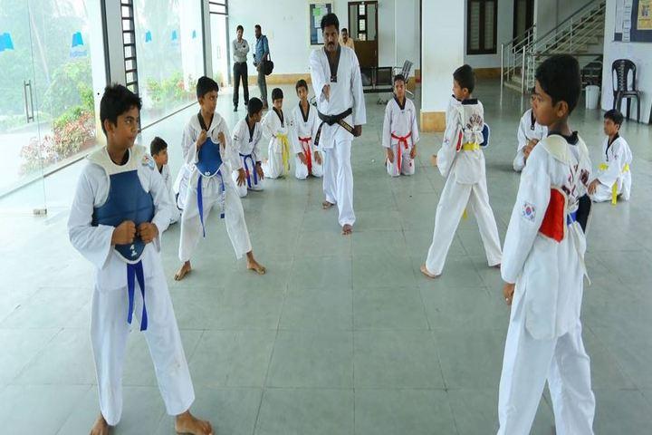 Benchmark International School-Martial Arts