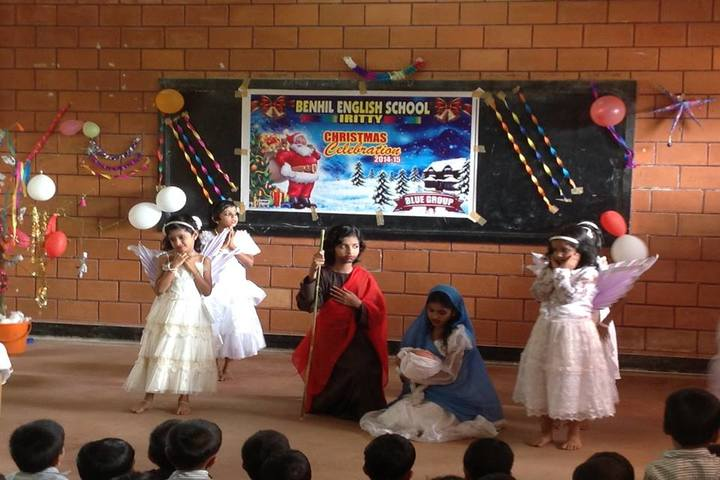 Benhill English School-Christmas Celebrations