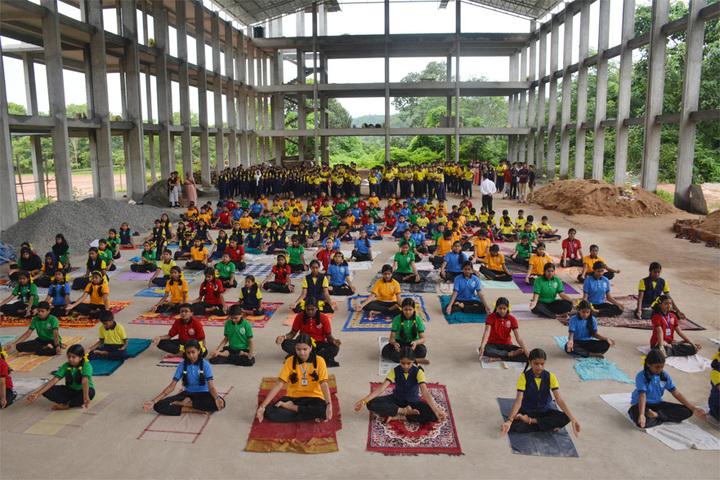 Benhill English School-Yoga