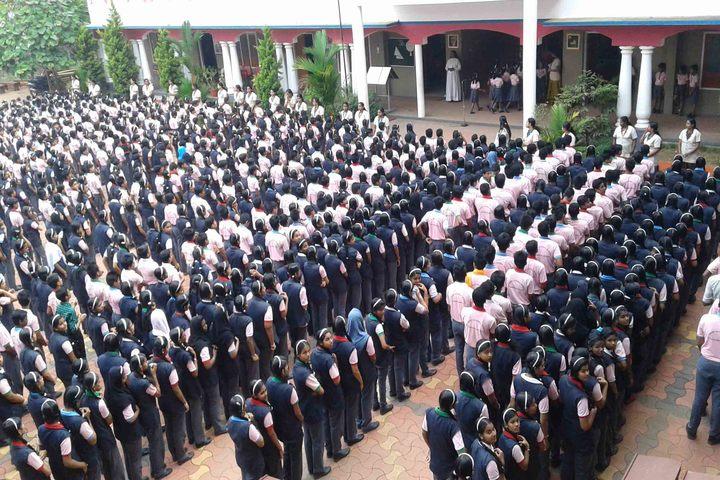 Bethany Central Senior Secondary School-Assembly