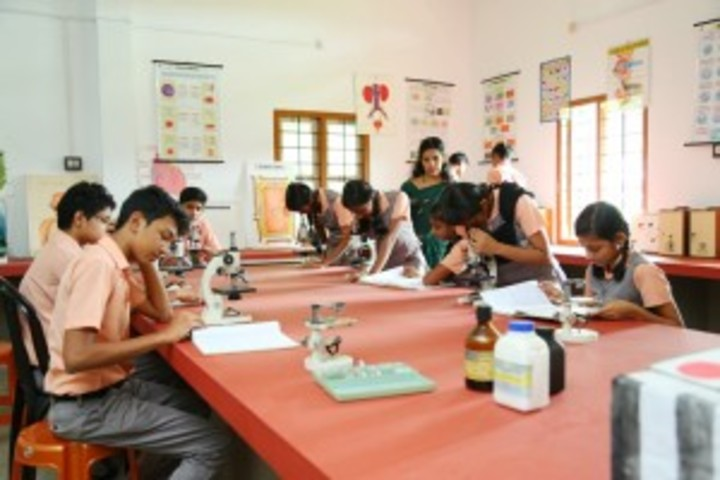 Bethsada Public School-Biology Lab