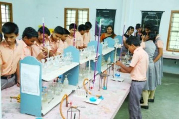 Bethsada Public School-Chemistry Lab