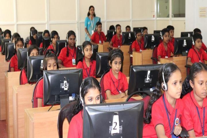 Bethsada Public School-Computer Lab