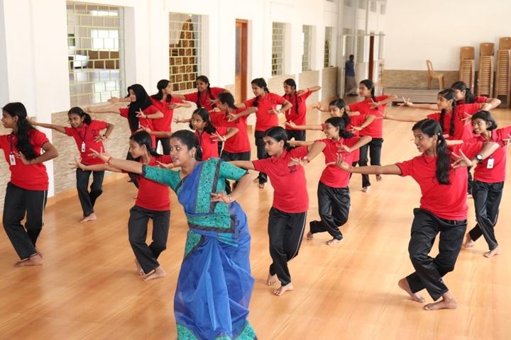 Bethsada Public School-Dance Class