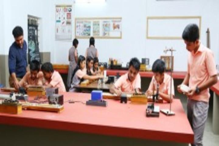 Bethsada Public School-Lab