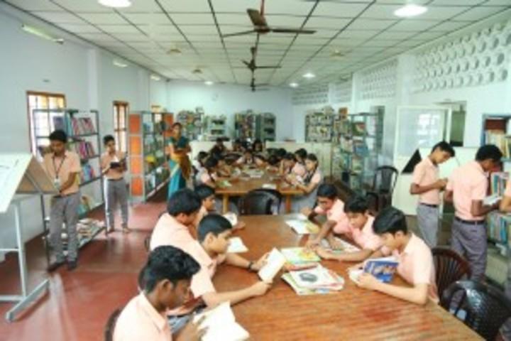 Bethsada Public School-Library