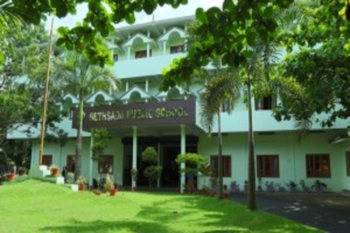Bethsada Public School-School Building