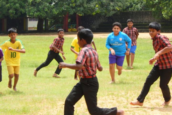 Bharathamatha Cmi Public School-Sports
