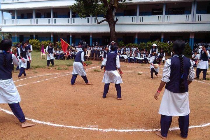 Bharatheeya Vidya Vihar-Games