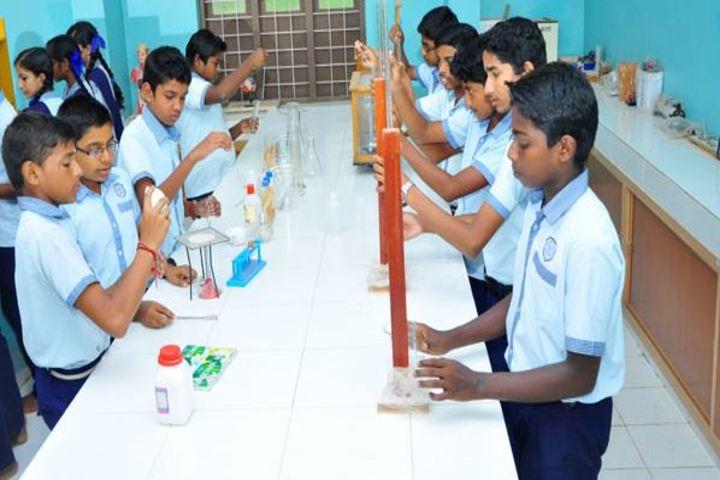 Bharatheeya Vidya Vihar-Laboratory