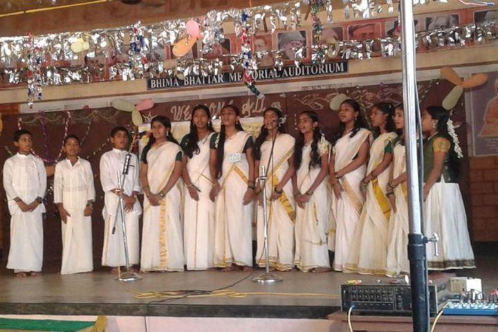 Bharatheeya Vidya Vihar-Singing