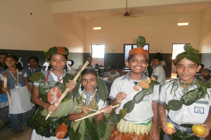 Bharathiya Vidhya Peedam School-Activities