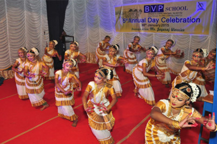 Bharathiya Vidhya Peedam School-Annual Day Dances