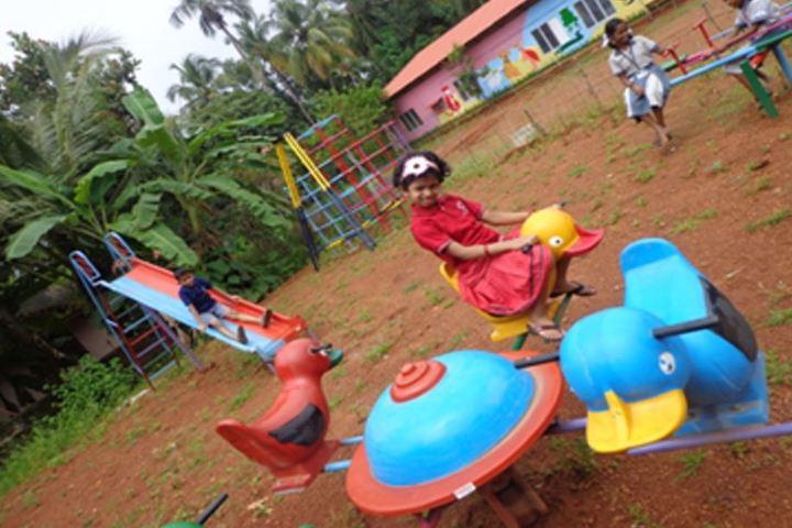 Bharathiya Vidhya Peedam School-Play Area