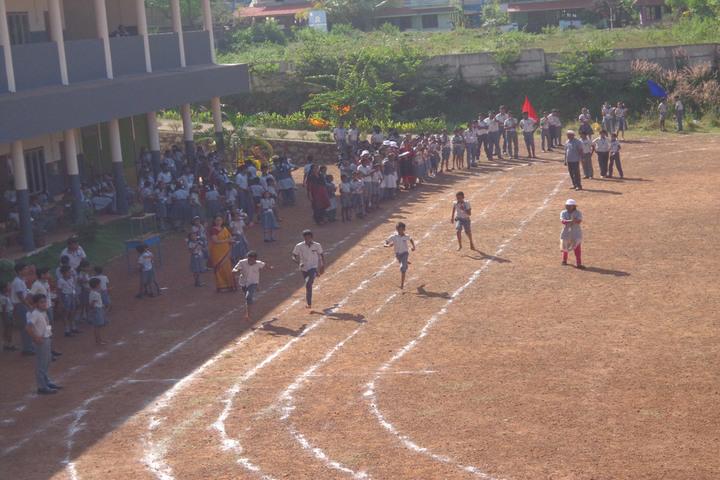 Bharathiya Vidhya Peedam School-Sports