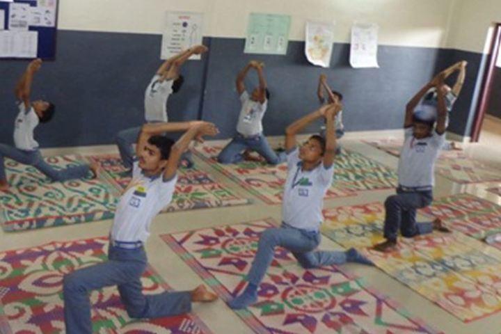 Bharathiya Vidhya Peedam School-Yoga