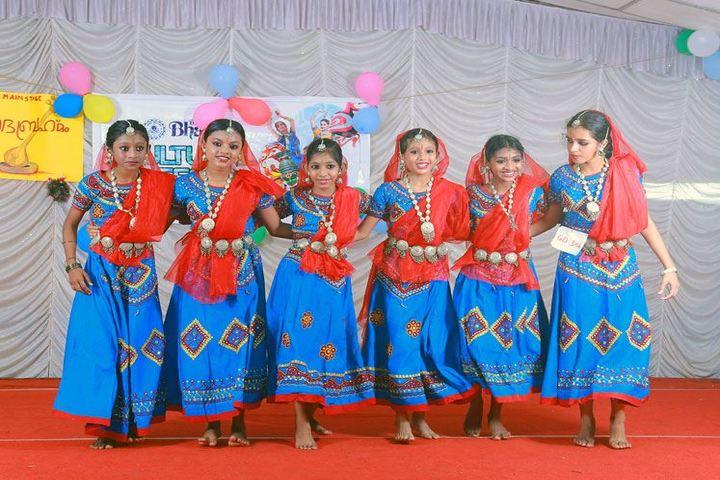 Bharathiya Vidya Bhavan Vikas Vidyalaya-Dances