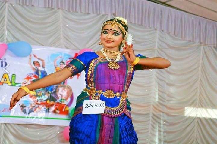 Bharathiya Vidya Bhavan Vikas Vidyalaya-Dance Performance