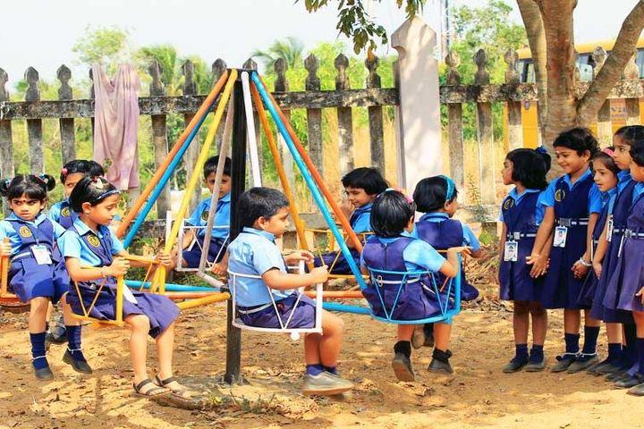 Bharathiya Vidya Bhavan Vikas Vidyalaya-Junior Wing PlayArea