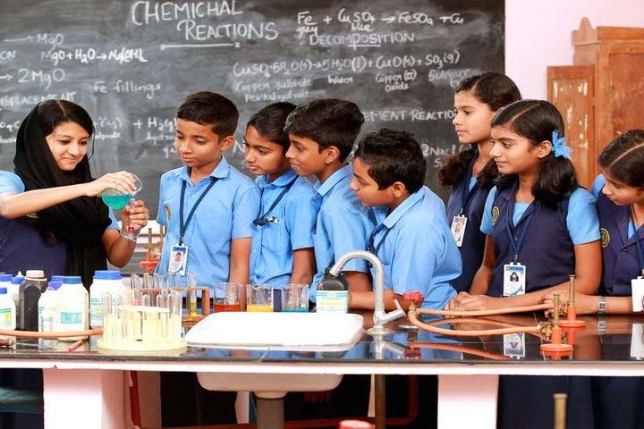 Bharathiya Vidya Bhavan Vikas Vidyalaya-Lab