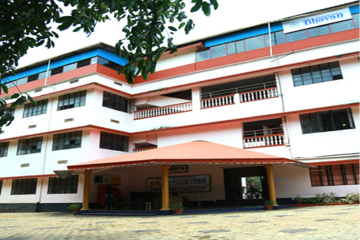 Bharathiya Vidya Bhavan Vikas Vidyalaya-School Building