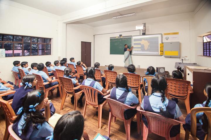 Bharatiya Vidya Bhavan-Classrooms