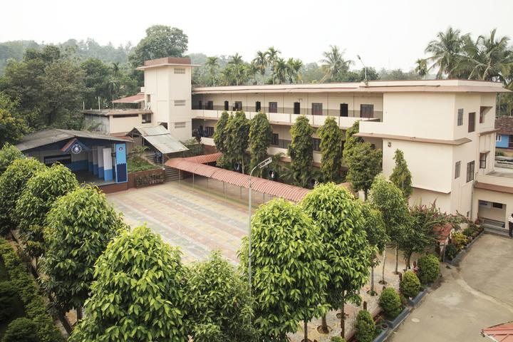 Bharatiya Vidya Bhavan-School Campus