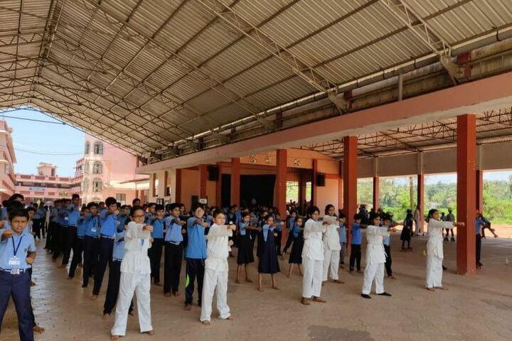 Bharatiya Vidya Bhavan-Auditorium