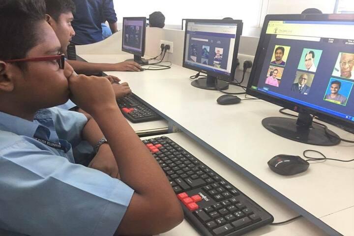 Bharatiya Vidya Bhavan-Computer Lab