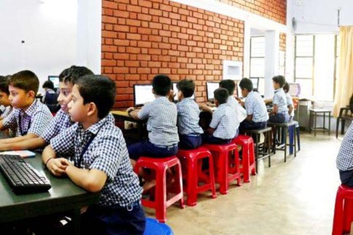 Bharatiya Vidya Bhavan Vidya Mandir-Computer Lab