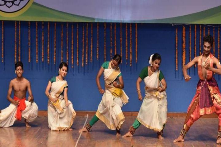Bharatiya Vidya Bhavan Vidya Mandir-Dance Event