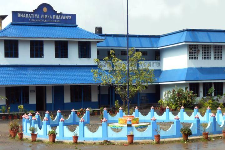Bharatiya Vidya Bhavan Vidya Mandir-School View