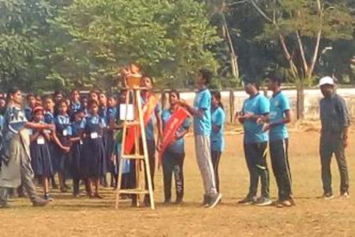 Bharatiya Vidya Bhavan Vidya Mandir-Sports Day