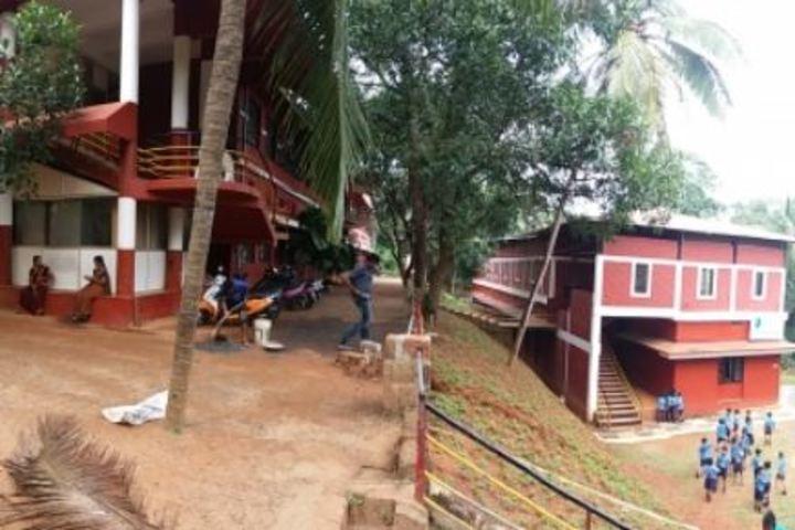 Bharatiya Vidya Bhavans School-Campus View
