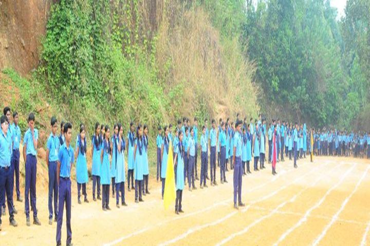Bharatiya Vidya Bhavans School-Sports Meet