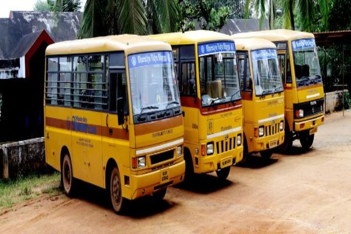 Bharatiya Vidya Bhavans School-Transport