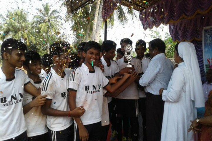 BhavanS Newsprint Vidyalaya-Prizes