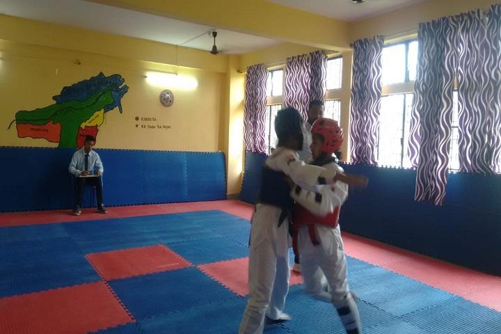 Kendriya Vidyalaya-Boxing