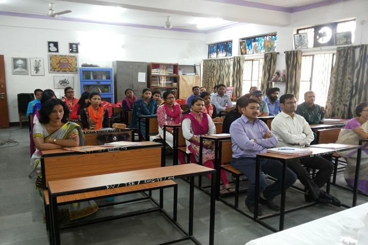 Kendriya Vidyalaya-Staff meeting