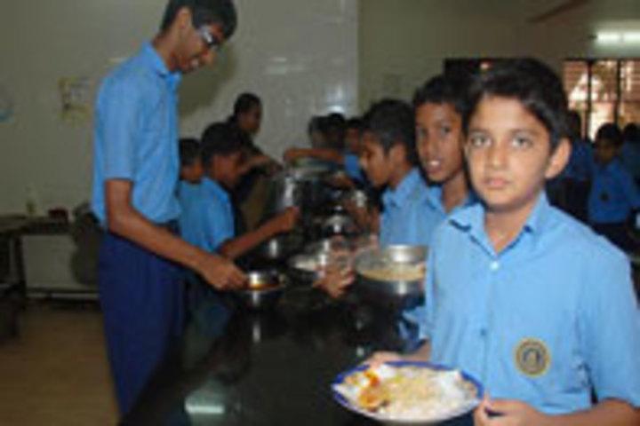 Bhavans Vidya Mandir-Canteen