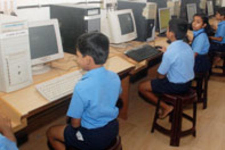 Bhavans Vidya Mandir-Computer Lab
