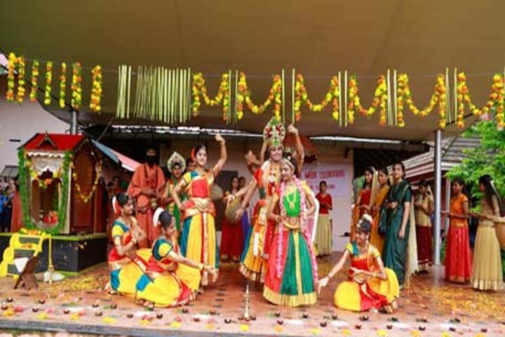 Bhavans Vidya Mandir-Dance Event