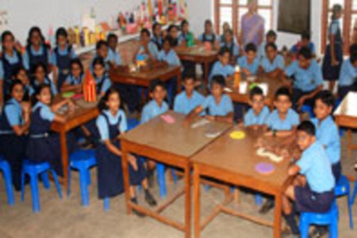 Bhavans Vidya Mandir-Maths Lab