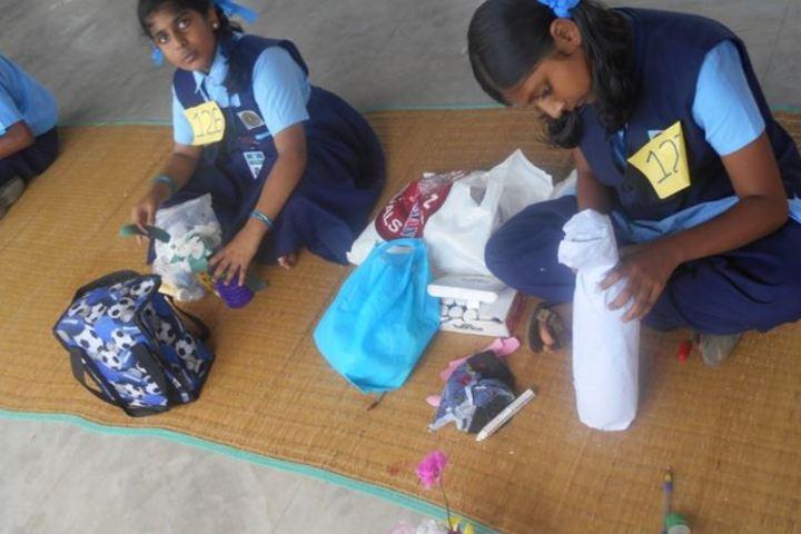 Bhavans Vidya Mandir-Art and Craft