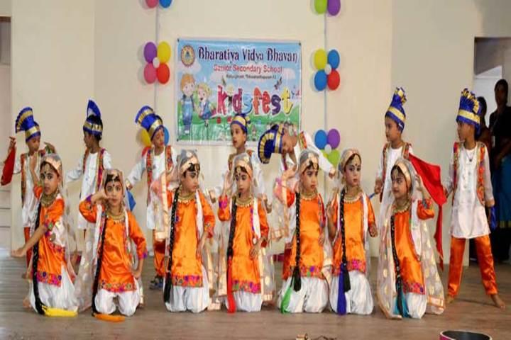 Bhavans Vivekananda Vidya Mandir-Kids Fest